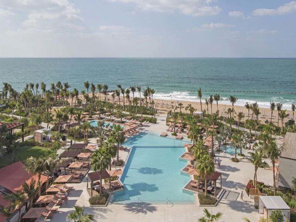Caesars Palace Bluewaters Dubai Pool View