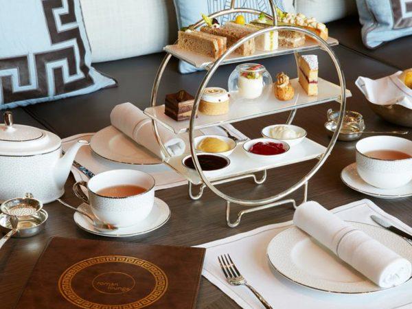 Caesars Palace Bluewaters Dubai Roman Lounge