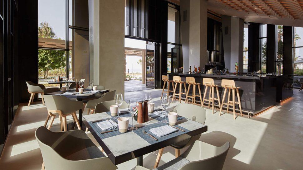 Caesars Palace Bluewaters Dubai Sandbar Bar and Grill
