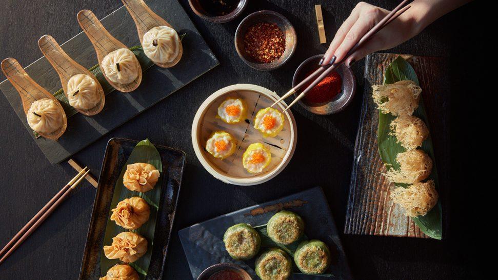 Caesars Palace Bluewaters Dubai Zhen Wei Dim Sum and Pan Asian Cuisine