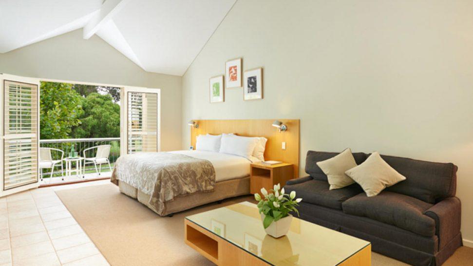 Cape Lodge Garden Deluxe Room