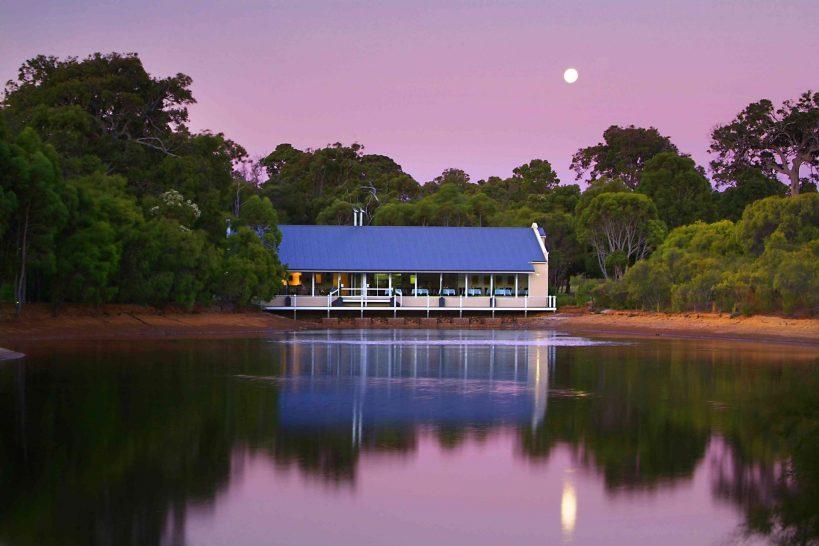 Cape Lodge Margaret River Restaurant