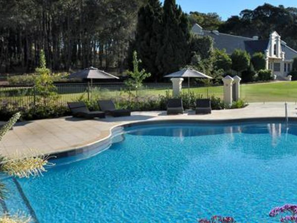 Cape Lodge Outdoor Pool