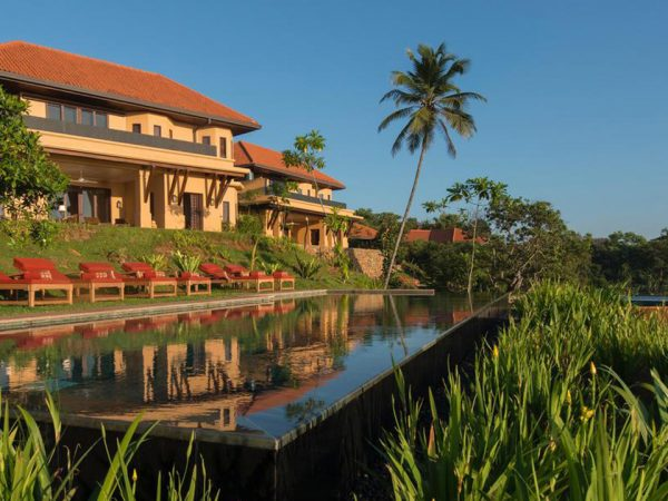 Cape Weligama Exterior View