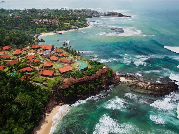 Cape Weligama Top View