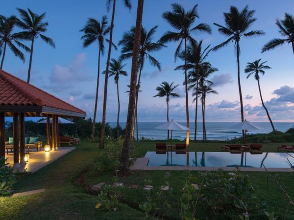 Cape Weligama lobby View