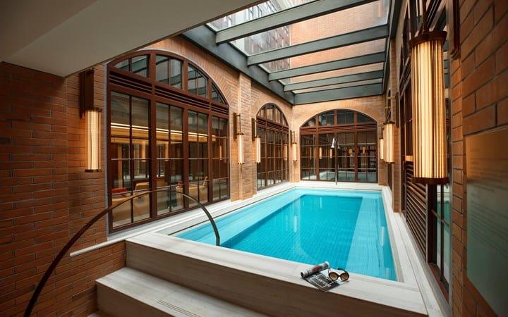Capella Shanghai Jian Ye Li Auriga Spa Pool