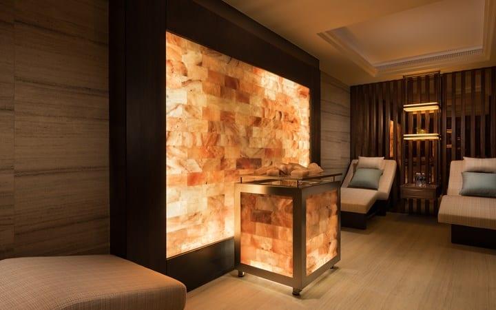 Capella Shanghai Jian Ye Li Auriga Spa relaxation area