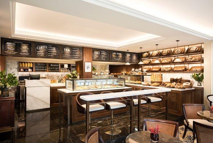 Capella Shanghai Jian Ye Li La Boulangerie