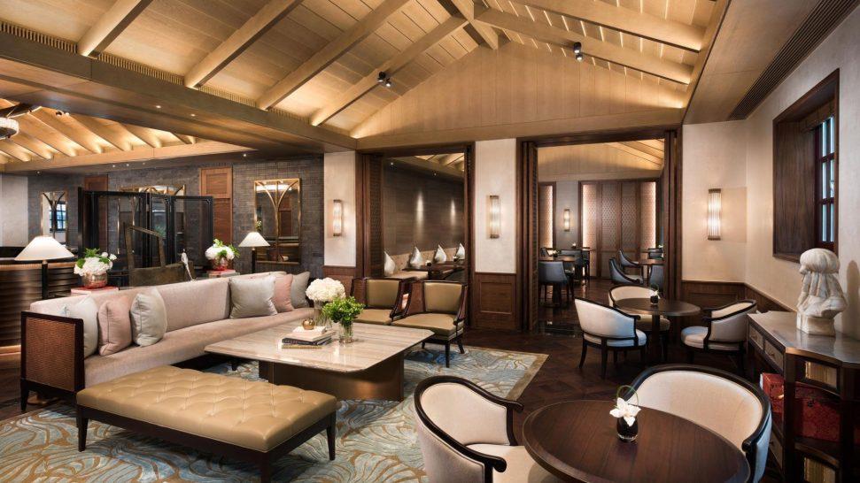 Capella Shanghai Jian Ye Li Le Comptoir Lounge