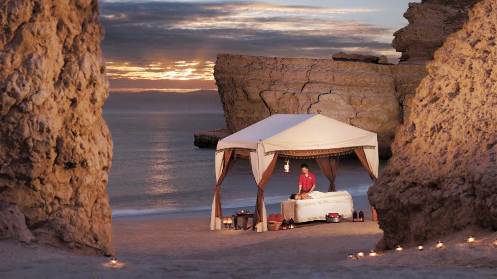 Chi Spa Massage Shangri-La Barr Al Jissah Resort & Spa