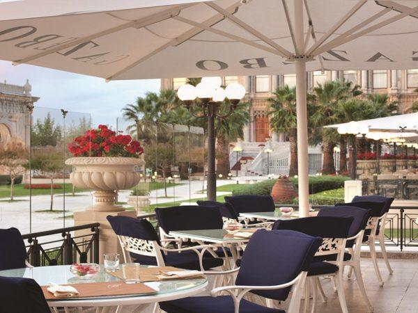 Ciragan Palace Kempinski Gazebo Lounge