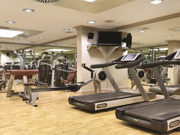 Ciragan Palace Kempinski Gym