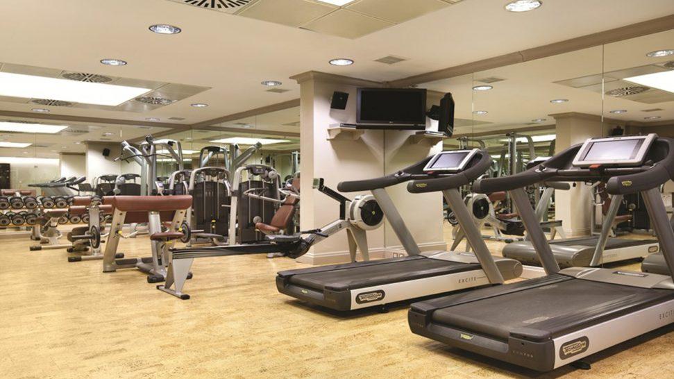 Ciragan Palace Kempinski Gym