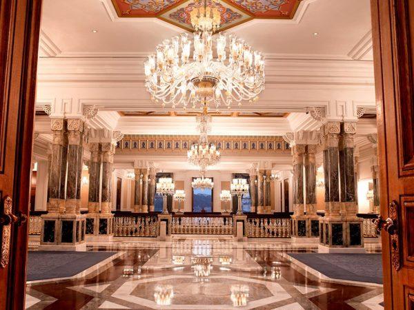 Ciragan Palace Kempinski Interior