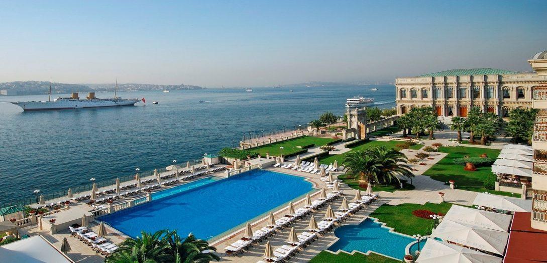 Ciragan Palace Kempinski Istanbul Overview