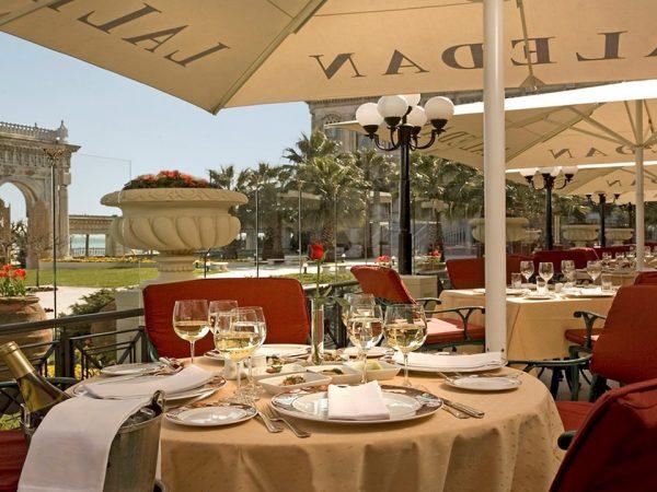 Ciragan Palace Kempinski Laledan Restaurant