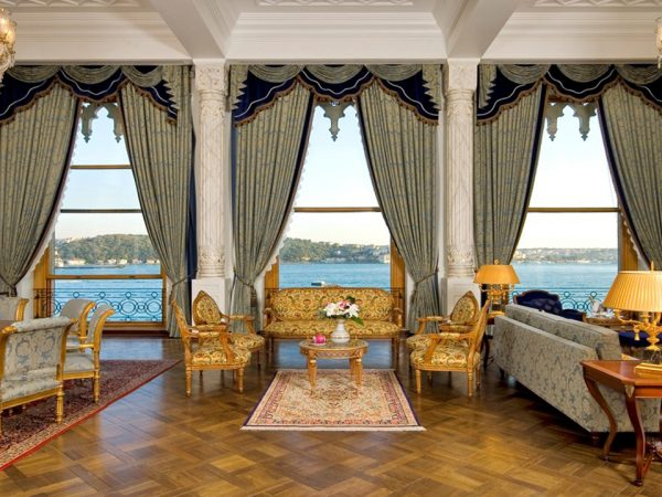 Ciragan Palace Kempinski One-Bedroom Palace View Palace Suite