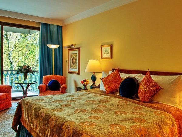 Ciragan Palace Kempinski Park View Room
