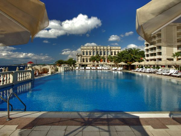 Ciragan Palace Kempinski Pool
