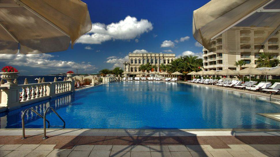 Ciragan Palace Kempinski Pool