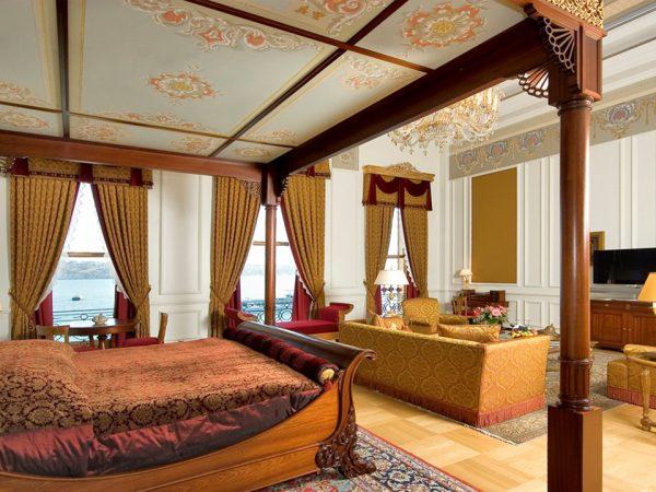 Ciragan Palace Kempinski Sultan Suite