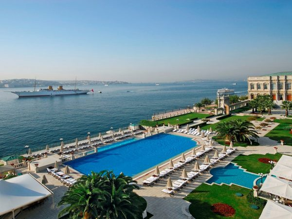 Ciragan Palace Kempinski Top View