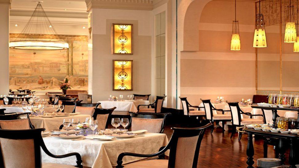 Ciragan Palace Kempinski Tugra Restaurant