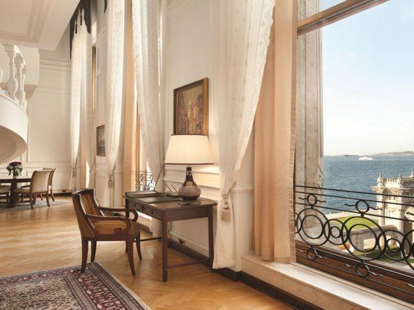 Ciragan Palace Kempinski Two-Bedroom Corner Palace Suite