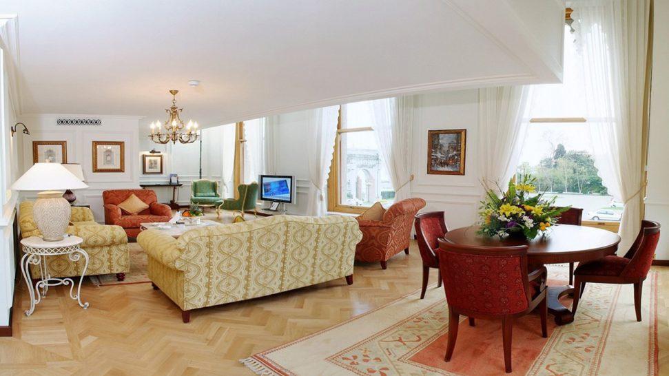 Ciragan Palace Kempinski Two-Bedroom Palace View Palace Suite