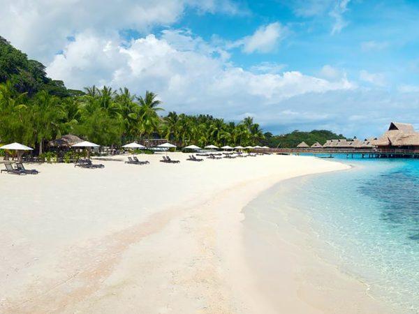 Conrad Bora Bora Nui Beach