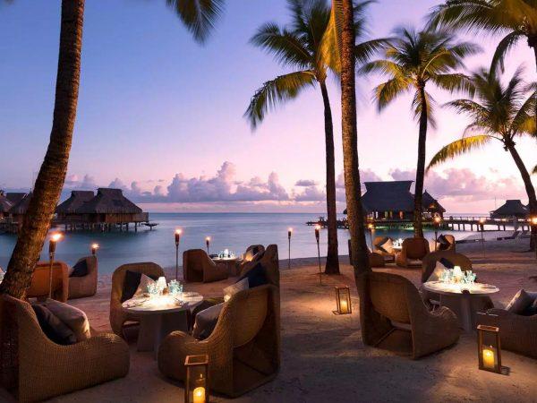 Conrad Bora Bora Nui Cocktail Evening