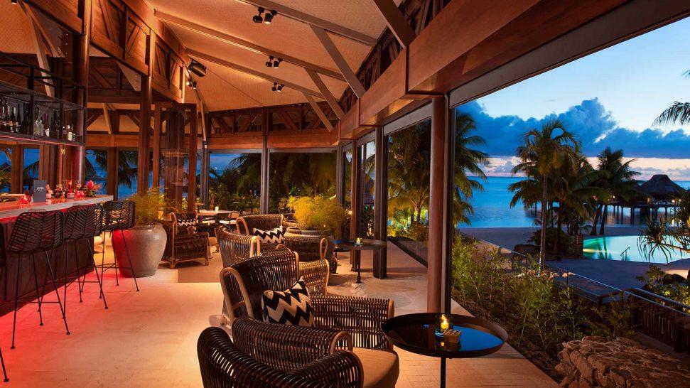 Conrad Bora Bora Nui Iriatai Wine Bar
