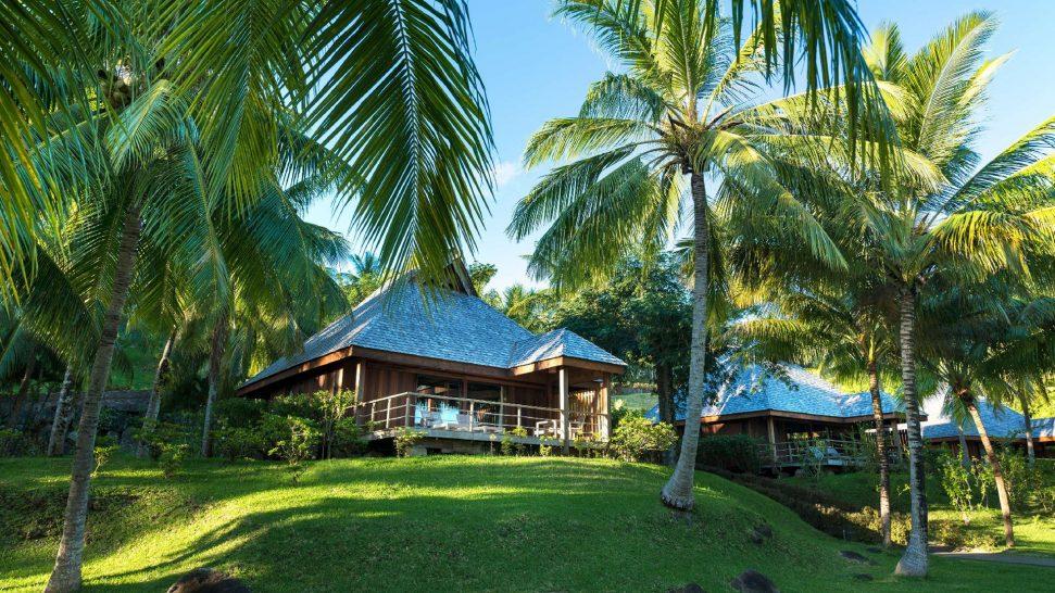 Conrad Bora Bora Nui King Garden Villa