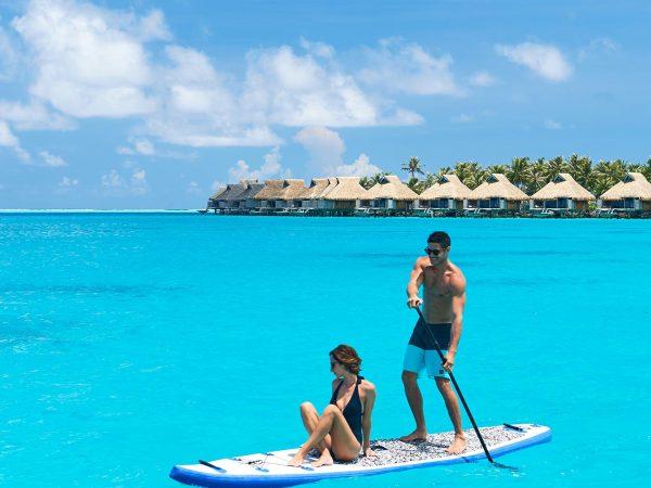 Conrad Bora Bora Nui Paddle Board