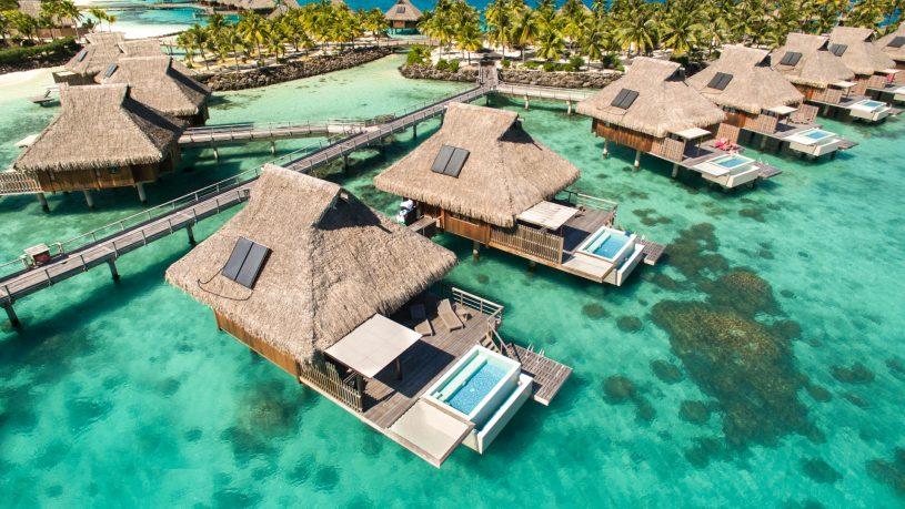 Conrad Bora Bora Nui Pool Overwater Villa
