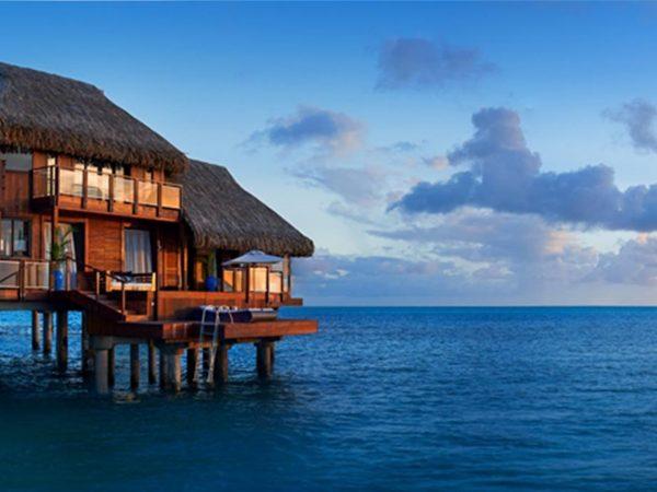 Conrad Bora Bora Nui Presidential Overwater Villa