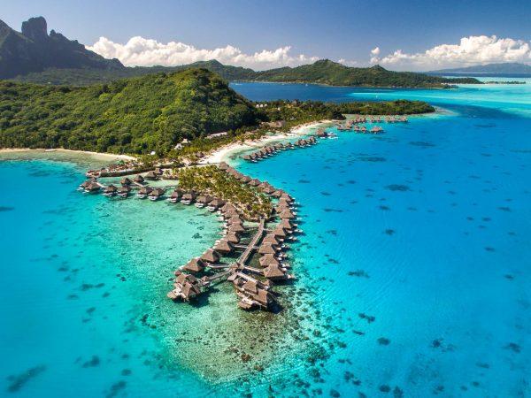 Conrad Bora Bora Nui Resort Exterior
