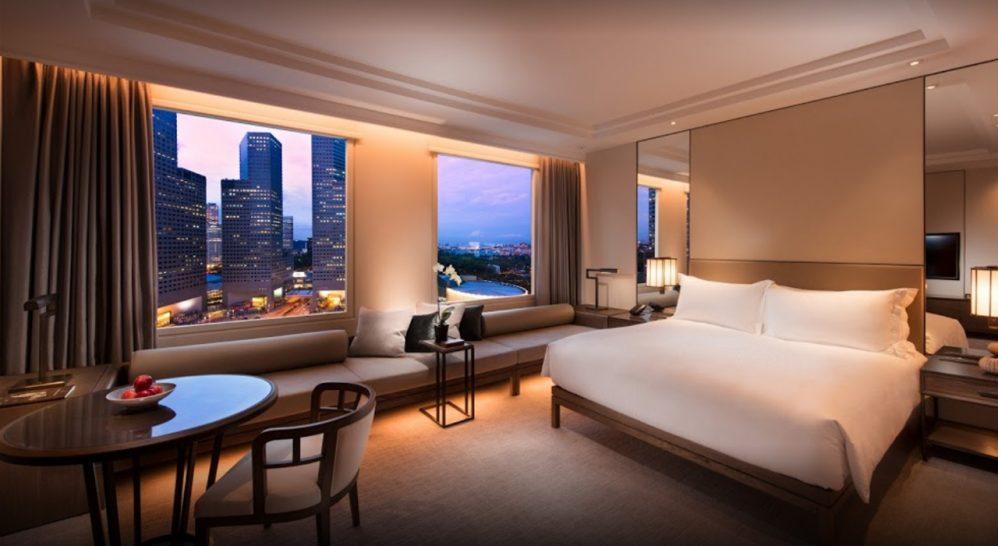 Conrad Centennial Singapore Centennial King Suite