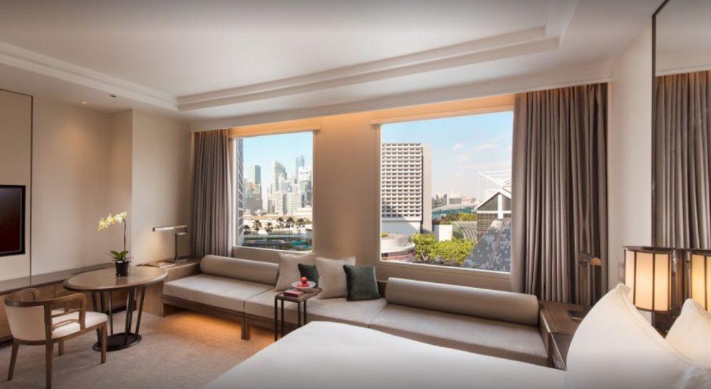 Conrad Centennial Singapore Centennial Twin Suite