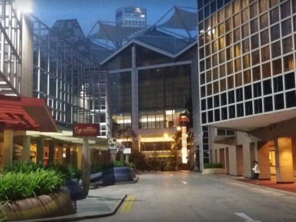 Conrad Centennial Singapore Front