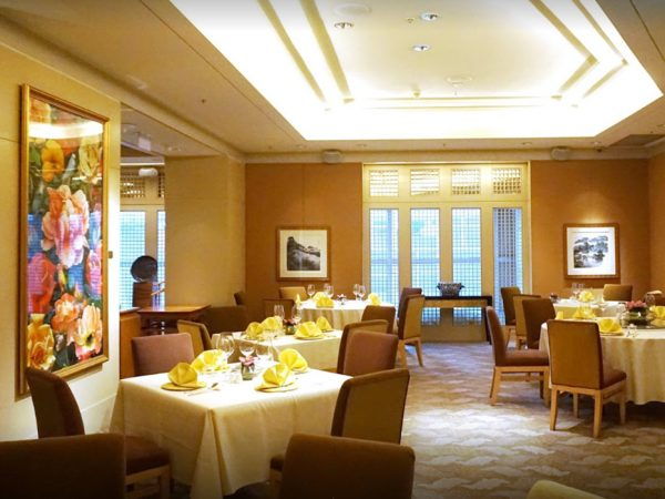 Conrad Centennial Singapore Golden Peony