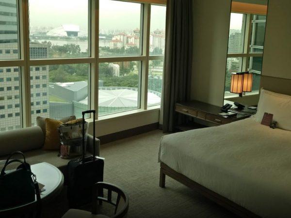 Conrad Centennial Singapore Grand Deluxe King