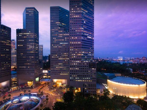 Conrad Centennial Singapore View
