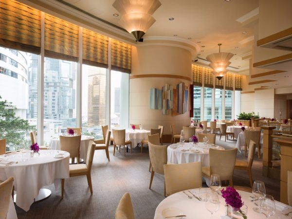 Conrad Hong Kong Brasserie on the Eighth
