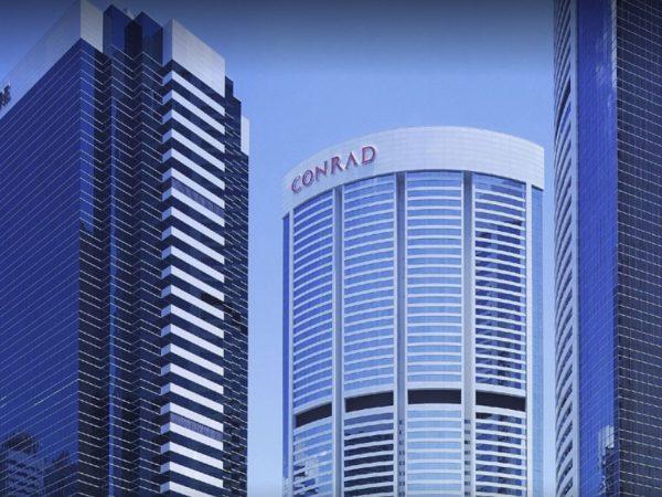 Conrad Hong Kong Front