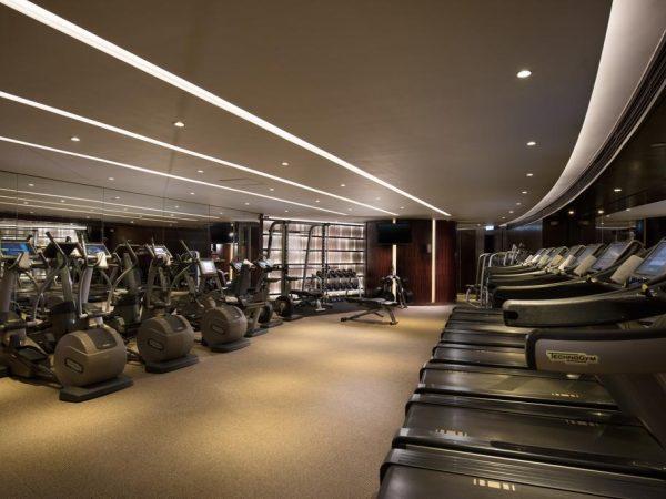 Conrad Hong Kong Gym