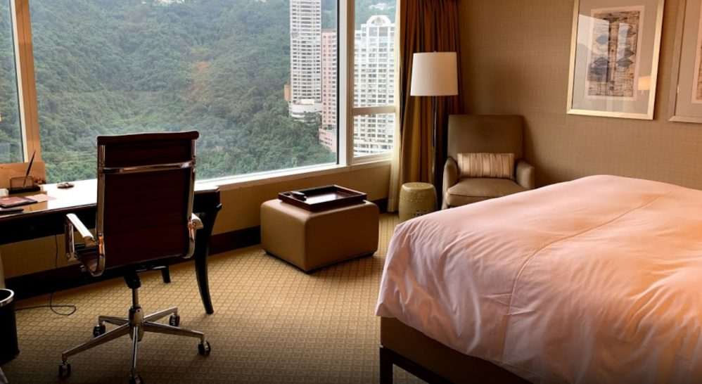 Conrad Hong Kong King Executive Harbour Suite