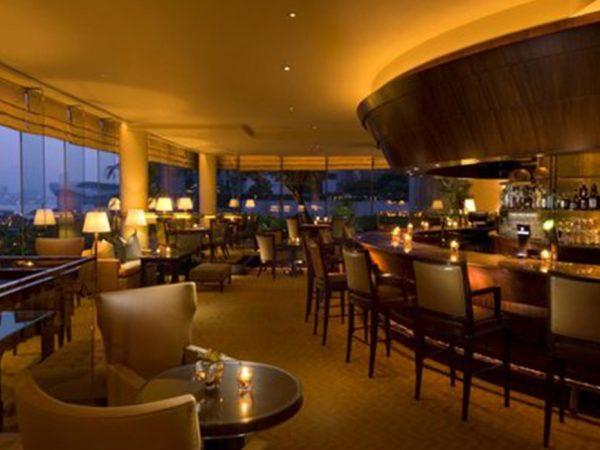 Conrad Hong Kong Lobby Lounge