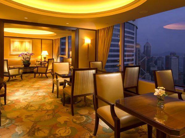 Conrad Hong Kong Pacific Bar